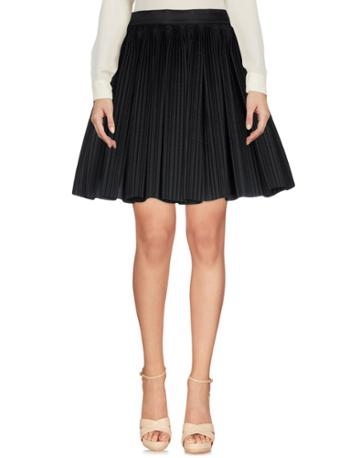Capucci Knee Length Skirts