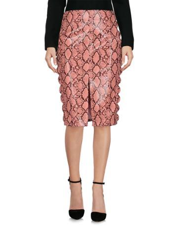 Fleamadonna Knee Length Skirts