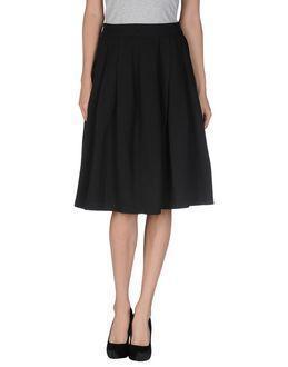 Bonsui Knee Length Skirts