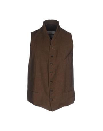 Ziggy Chen Vests
