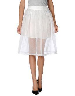 Supertrash Knee Length Skirts