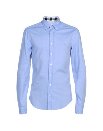 Burberry Long Sleeve Shirts
