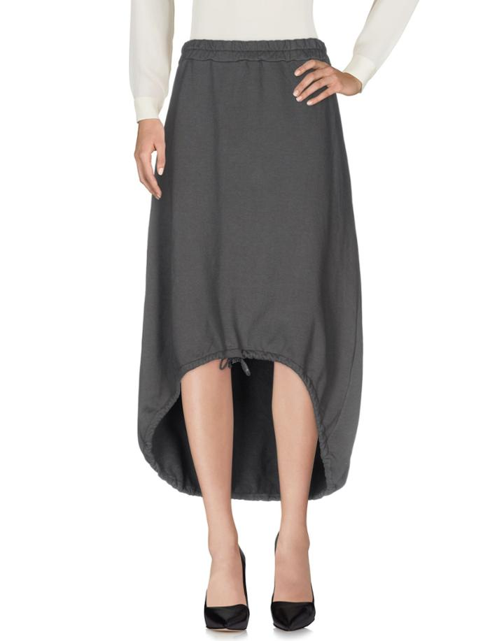 Diellequ Knee Length Skirts