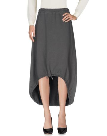 Diellequ Knee Length Skirts