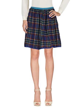 History Knee Length Skirts