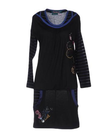 Sidecar Short Dresses
