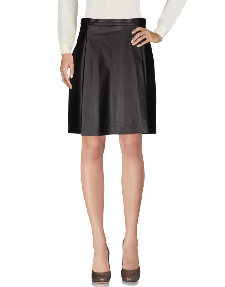 Cor.e Knee Length Skirts