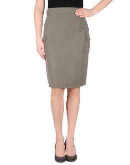 Esologue Knee Length Skirts