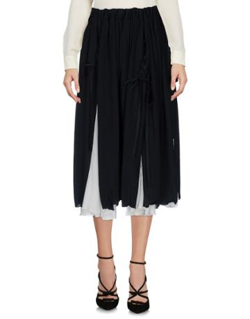 Limi Feu Knee Length Skirts