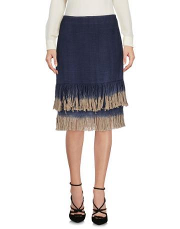 Voz Knee Length Skirts