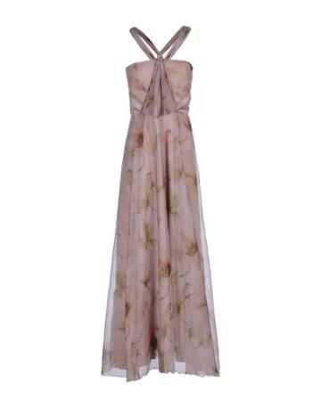 Alberta Anticoli Long Dresses