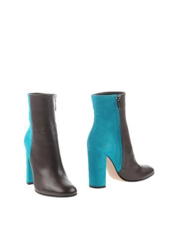 Mary Katrantzou X Gianvito Rossi Ankle Boots