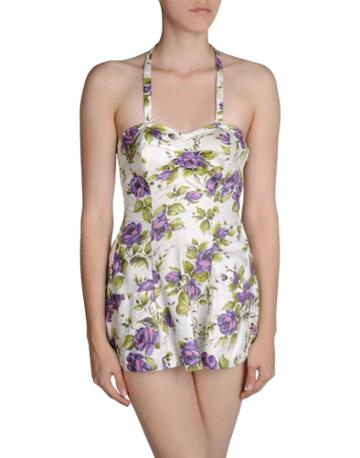 Unsigned One-piece Swimsuits
