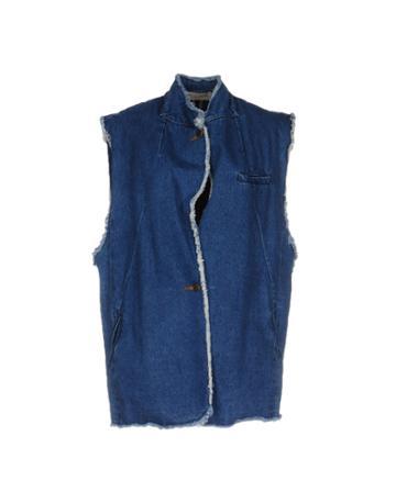 Weili Zheng Denim Outerwear