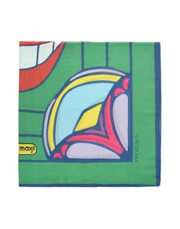 Wrangler By Peter Max Square Scarves