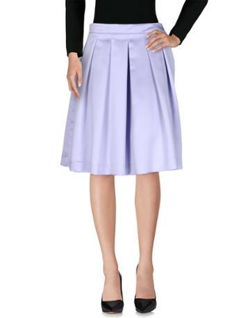 Rossopuro Knee Length Skirts