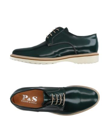 P & S Peter & Sons Lace-up Shoes