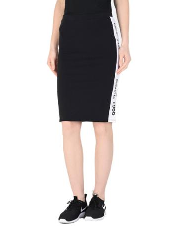 Vans Knee Length Skirts