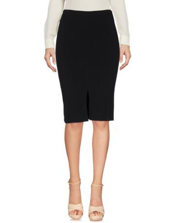 Lna Knee Length Skirts