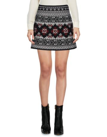 Wandering Mini Skirts