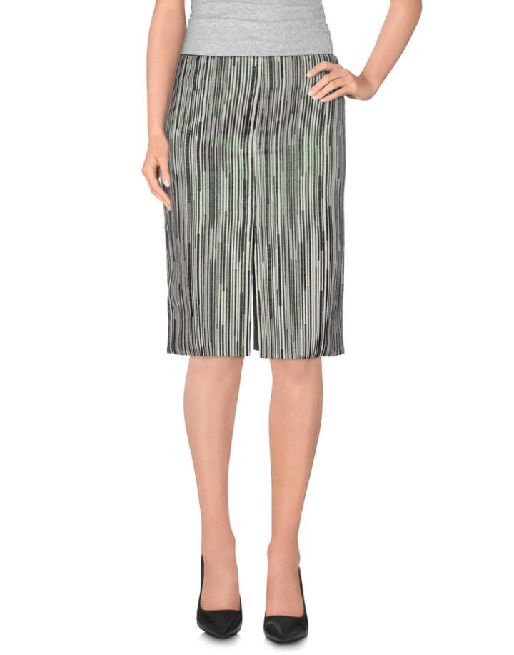 Glassa Knee Length Skirts