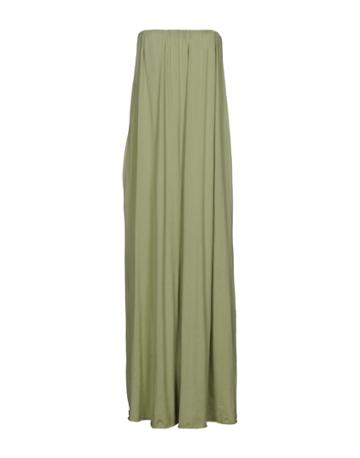 Semicouture Long Dresses