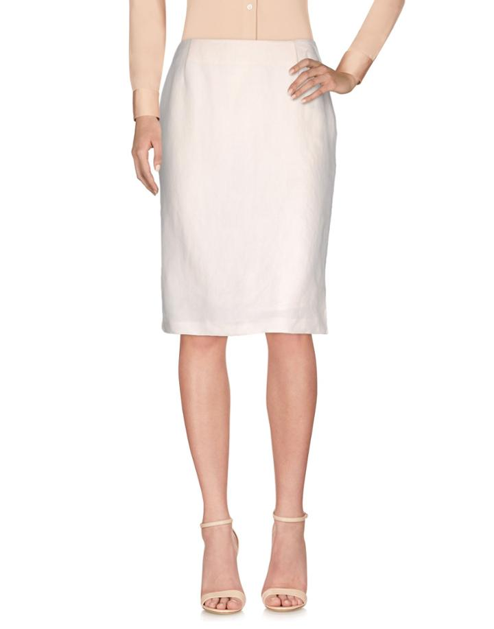 Notes Knee Length Skirts
