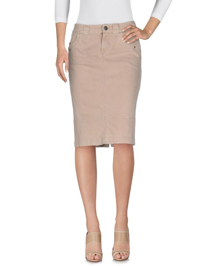 Sportmax Code Denim Skirts