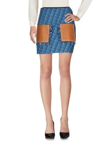 Loewe Knee Length Skirts