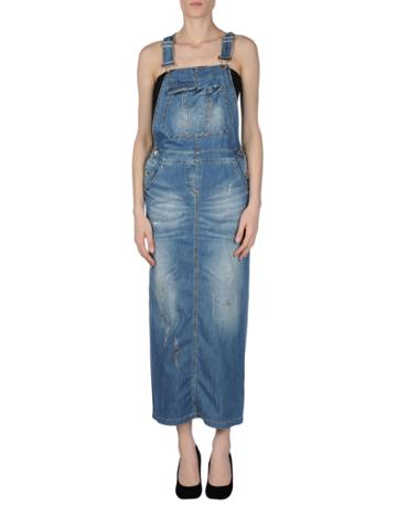 Seven Denim Overall Skirts
