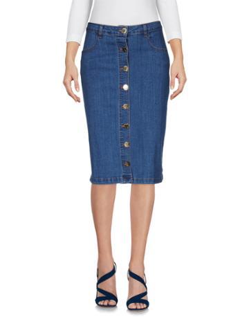 Yumi' Denim Skirts