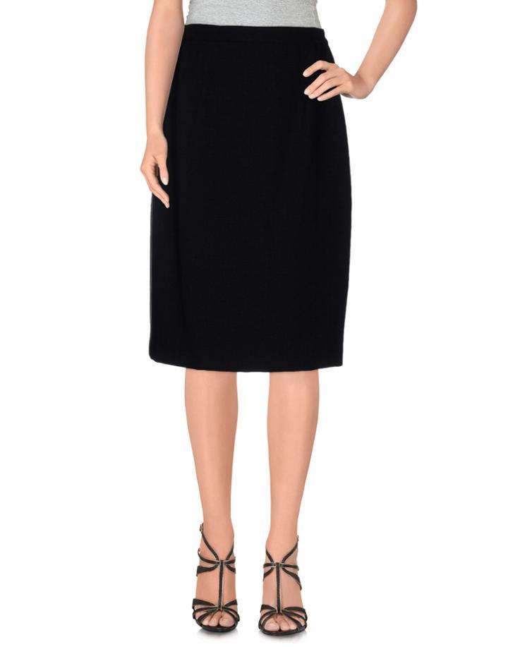 Olel  Knee Length Skirts