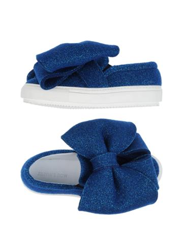 Olivia's Bow Sneakers