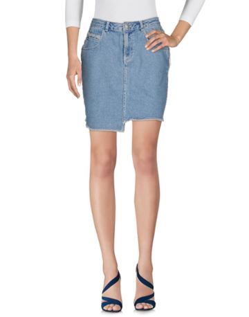 Eleven Paris Denim Skirts