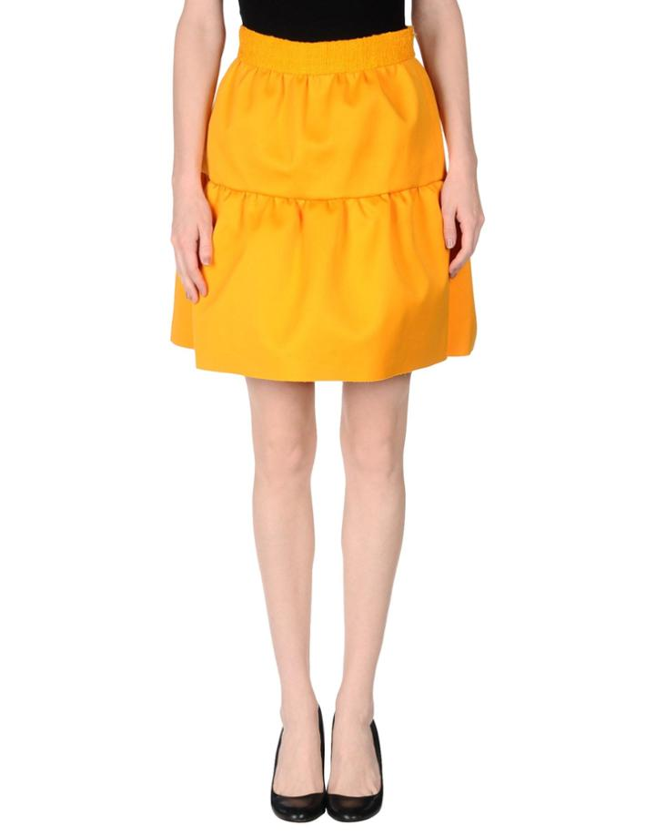 Roksanda Knee Length Skirts