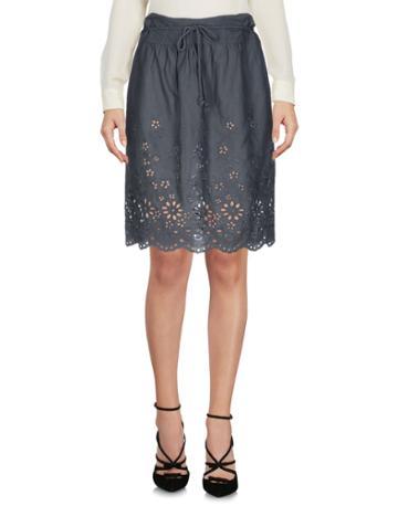 Hartford Knee Length Skirts
