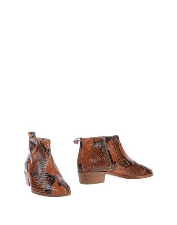 Les Prairies De Paris Ankle Boots