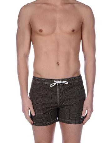 Luigi Borrelli Napoli Beach Shorts And Pants