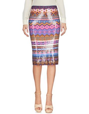 Sibling Knee Length Skirts