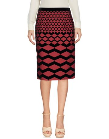 Giulietta Knee Length Skirts