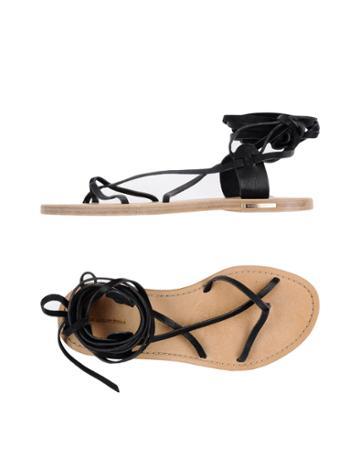 Isabel Marant  Toile Toe Strap Sandals