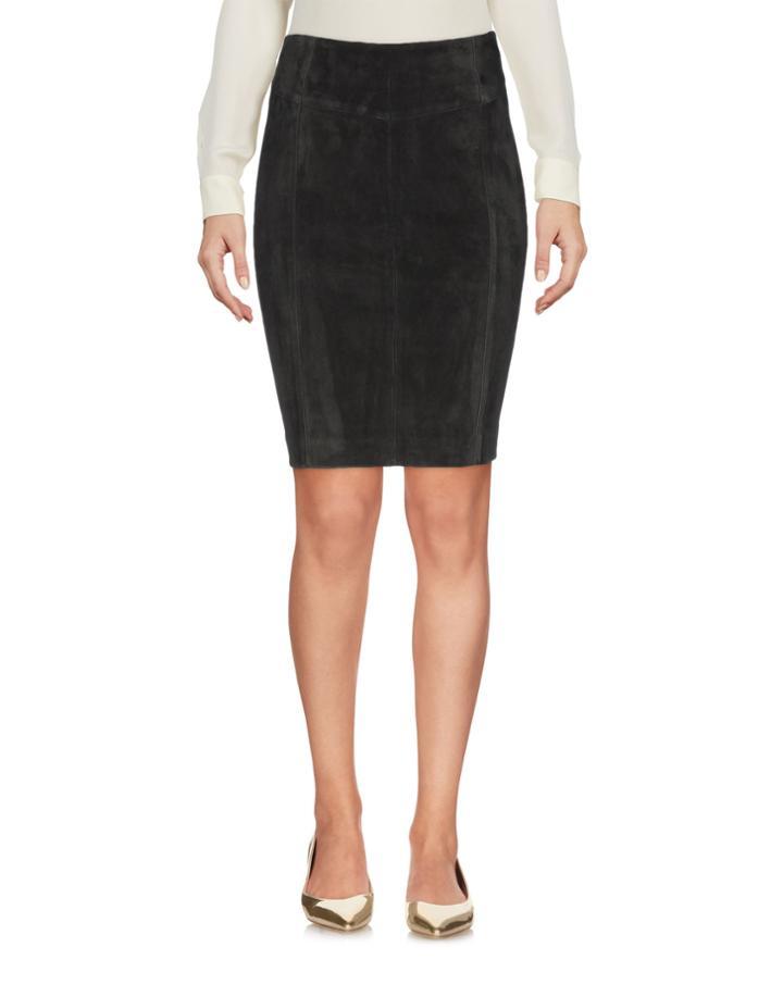 Oakwood Knee Length Skirts
