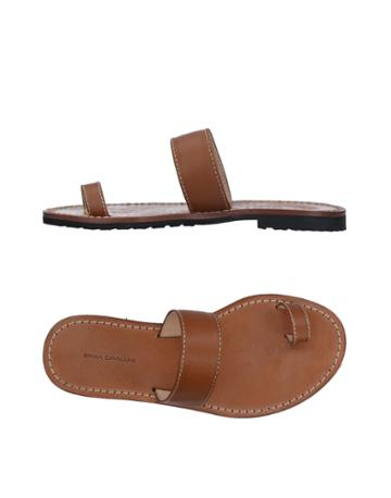 Erika Cavallini Toe Strap Sandals