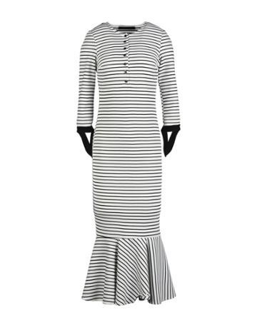 Tenax 3/4 Length Dresses