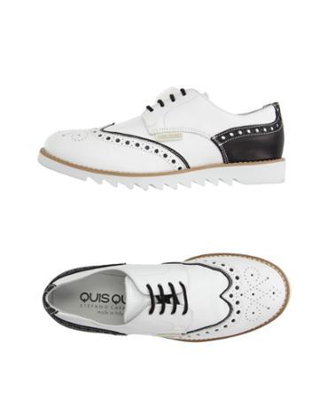 Quis Quis Lace-up Shoes