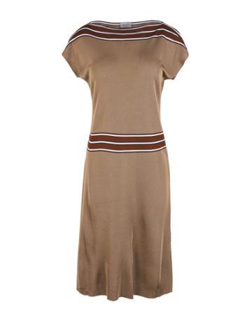 Grati Relaxed Luxury Knee-length Dresses