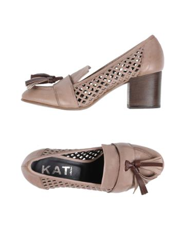 Kat Collection Loafers