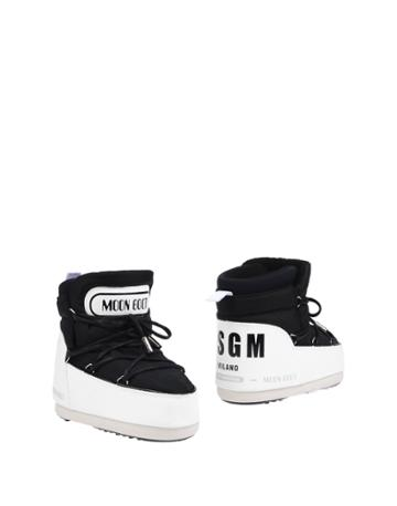 Moon Boot The Original Msgm Ankle Boots