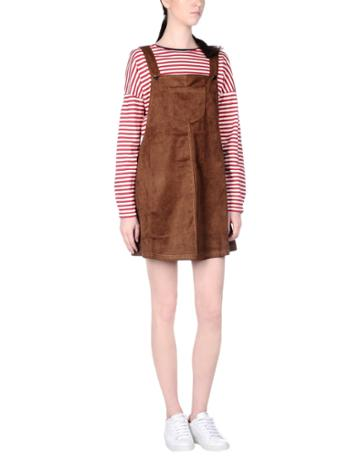 Motel Overall Skirts