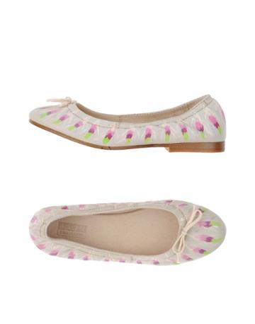 Issey Miyake Fete Ballet Flats